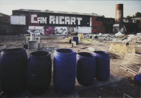 Graffitis III
